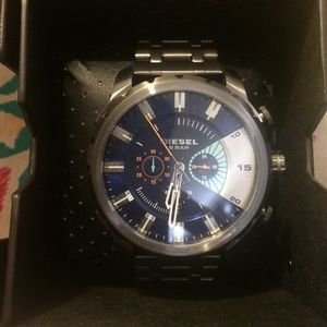 NWOT Diesel Men's watch